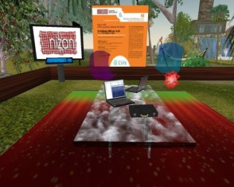 Presentazione VTiger su Second Life
