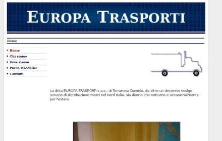 europa trasportiweb
